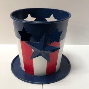 Other - Patriotic Tea light holder.